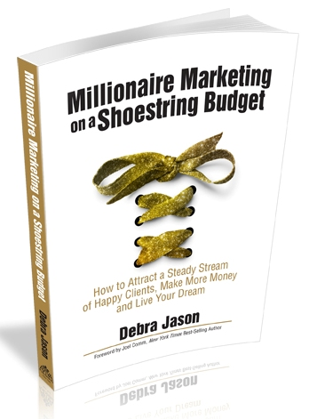 Millionaire Marketing on a Shoestring Budget - The BOOK